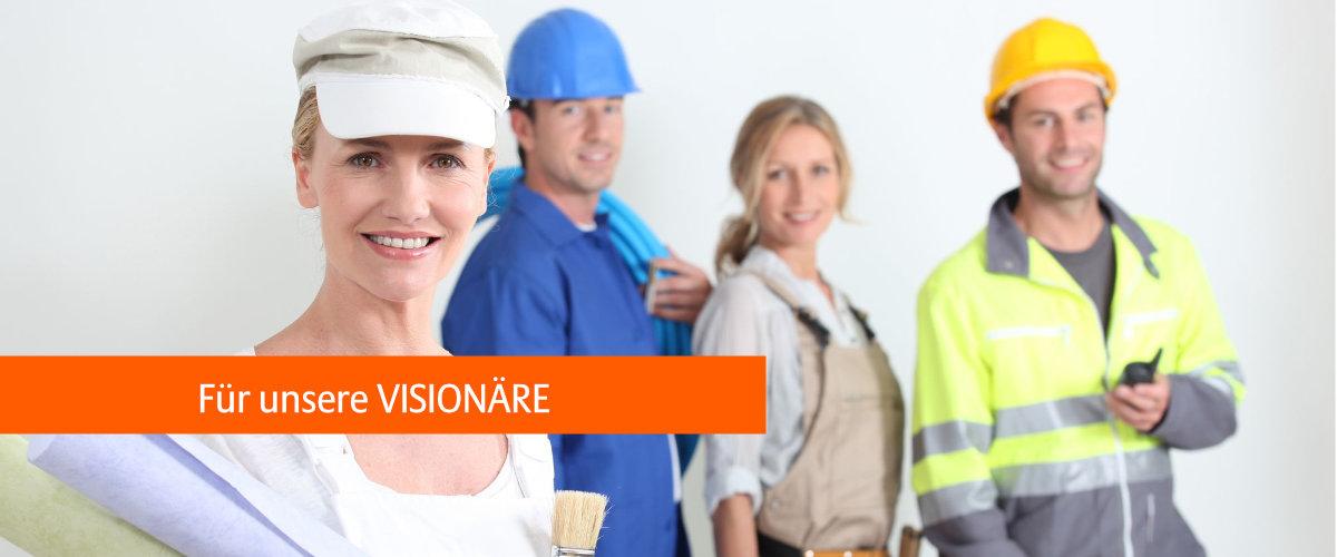 Mitarbeiterbereich-VISIONA GmbH