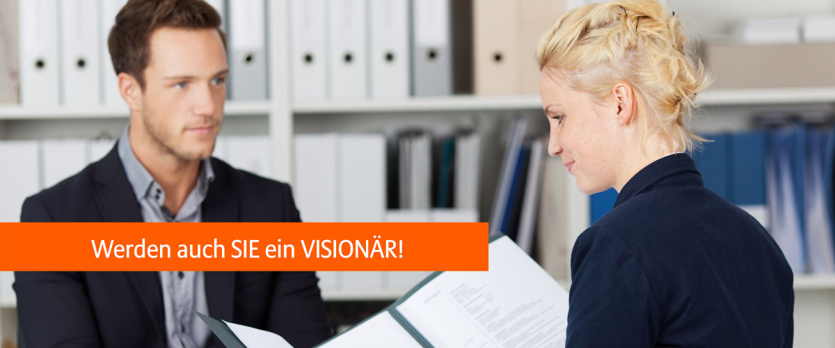 Bewerber VISIONA GmbH