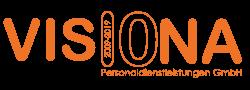 VISIONA Personaldienstleistungen GmbH Logo